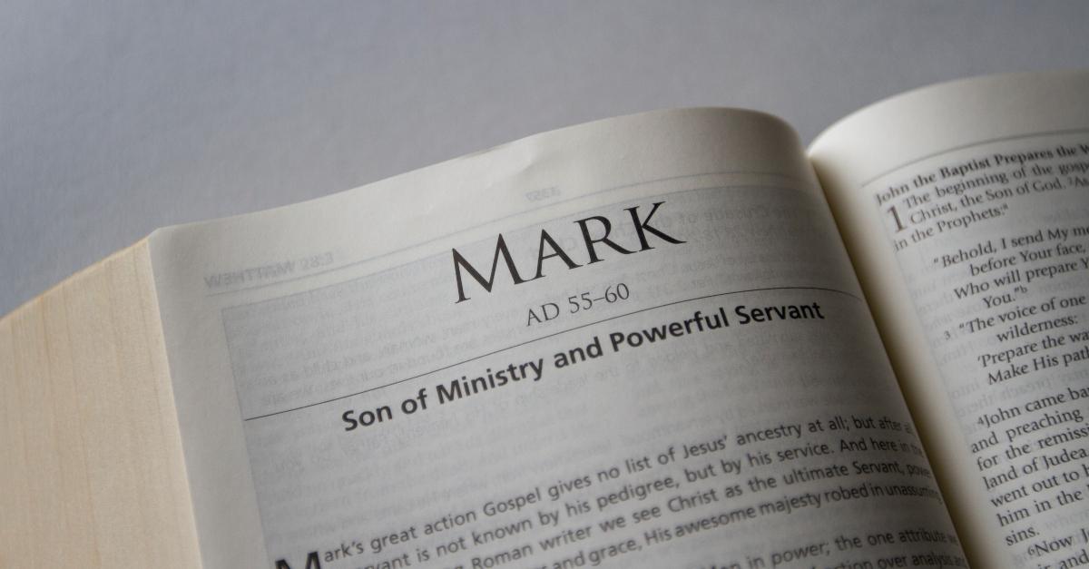 What Is Happening in Mark 9 Regarding Unbelief