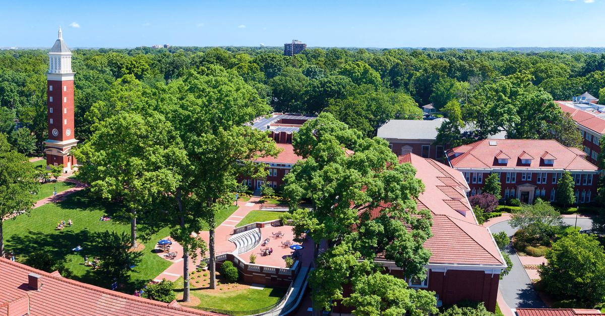 NC Queens University