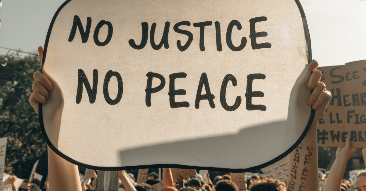 No Justice No Peace sign, Practical resources for fighting against systemic racism