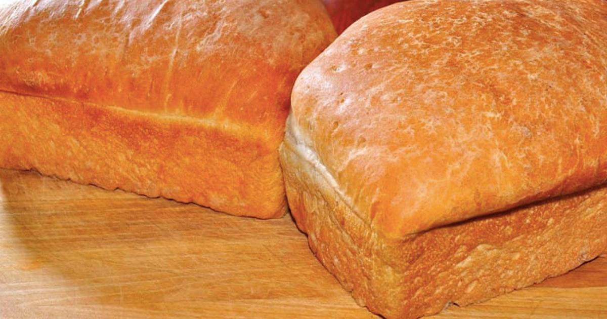 depression bread loaf recipe