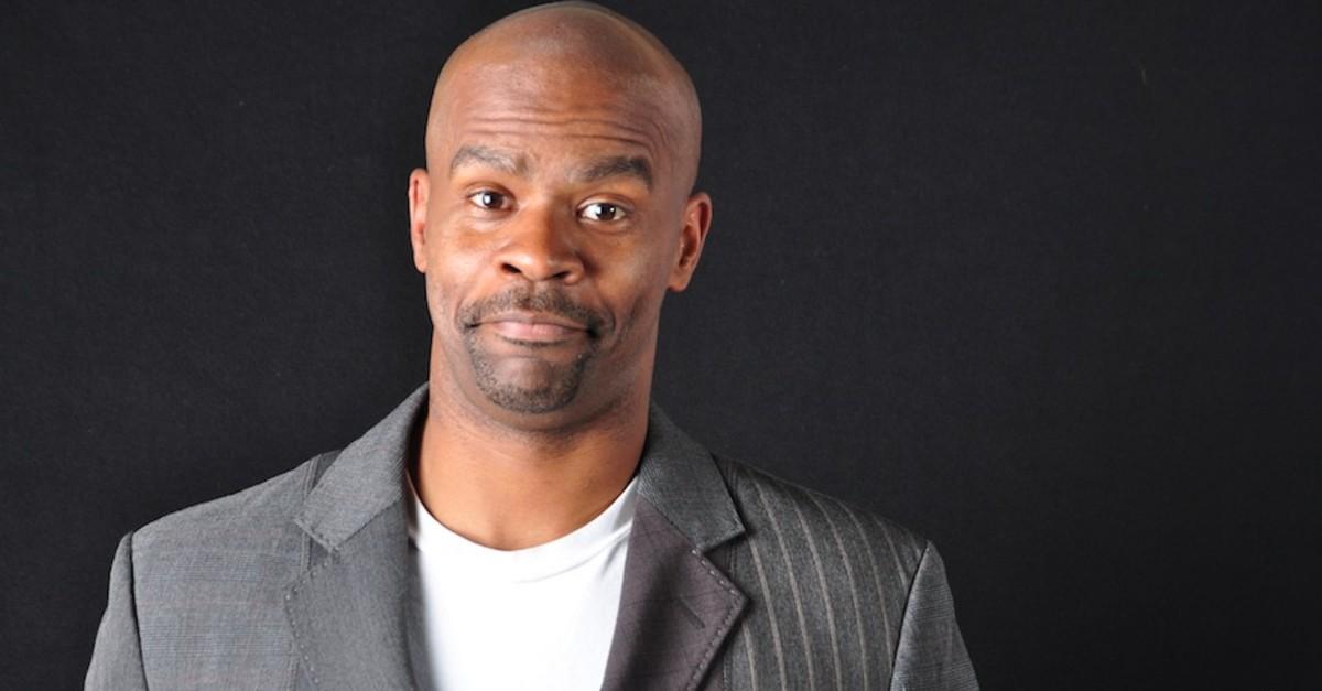Christian comedian Michael Jr.