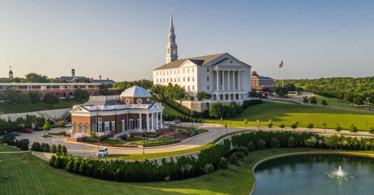 texas christian colleges, dallas baptist university