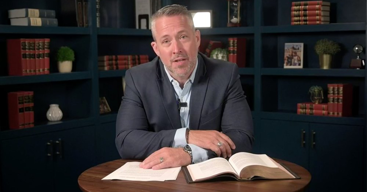 J.D. Greear, Greear asserts that Black Lives Matter