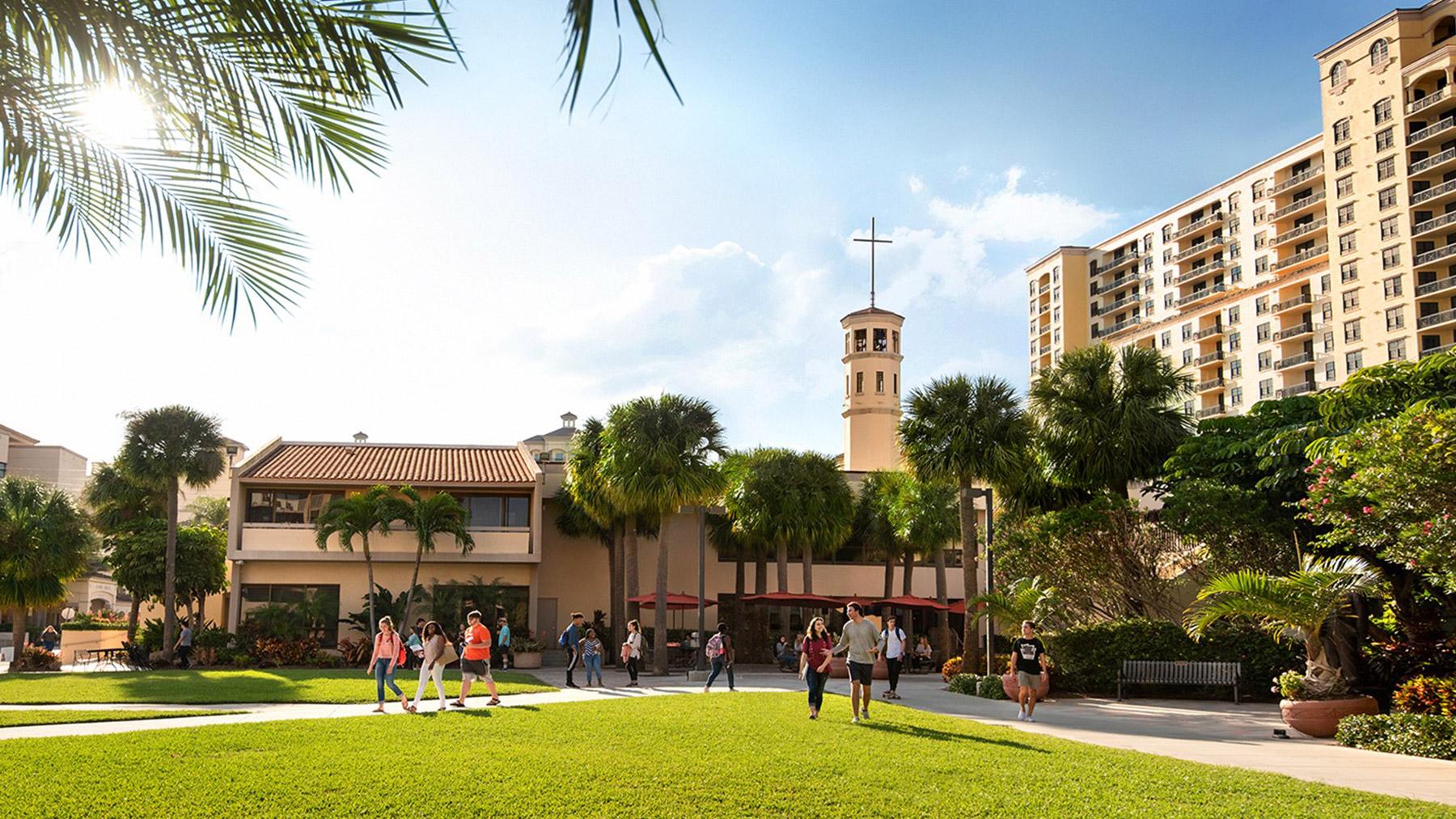 online theology degree, online seminary school, Palm Beach Atlantic University