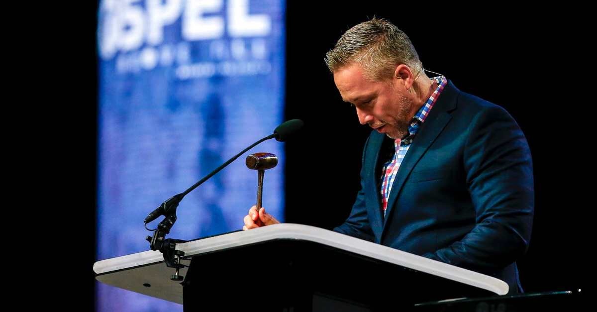 Retire Gavel Named for Slaveholder, Southern Baptist President J.D. Greear Says