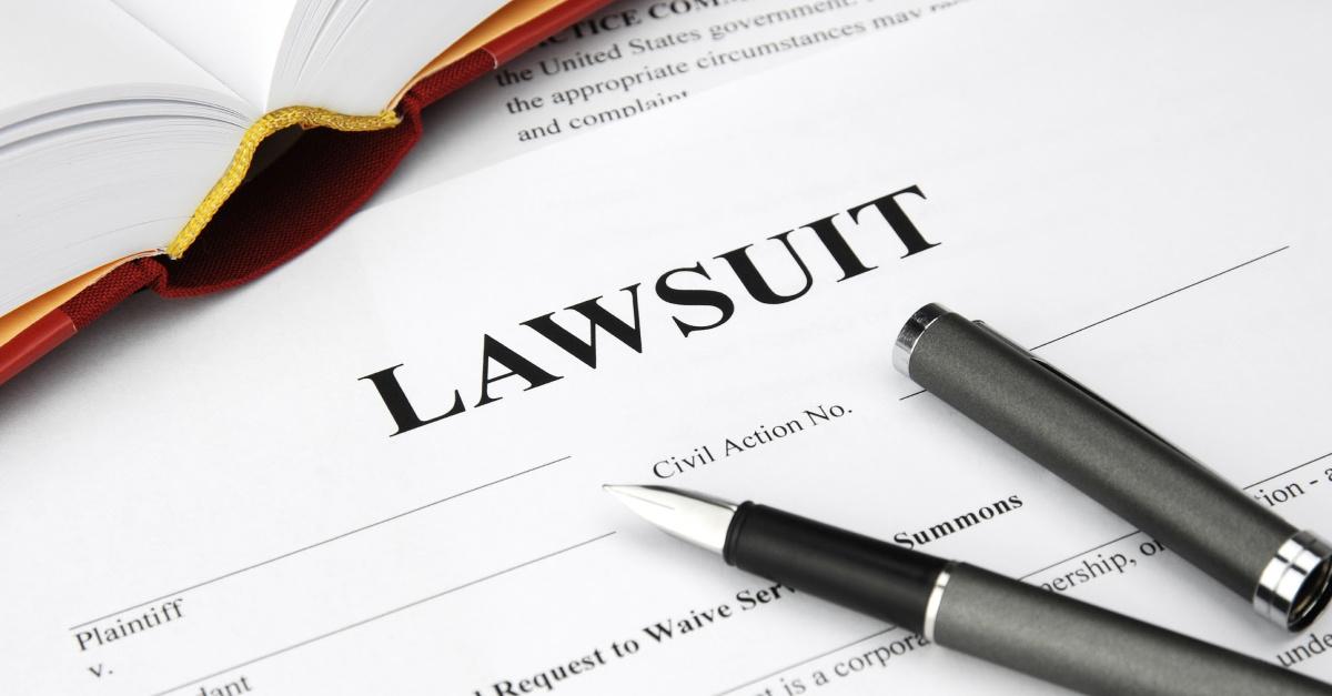 A lawsuit, Christian organization files lawsuit against Illinois