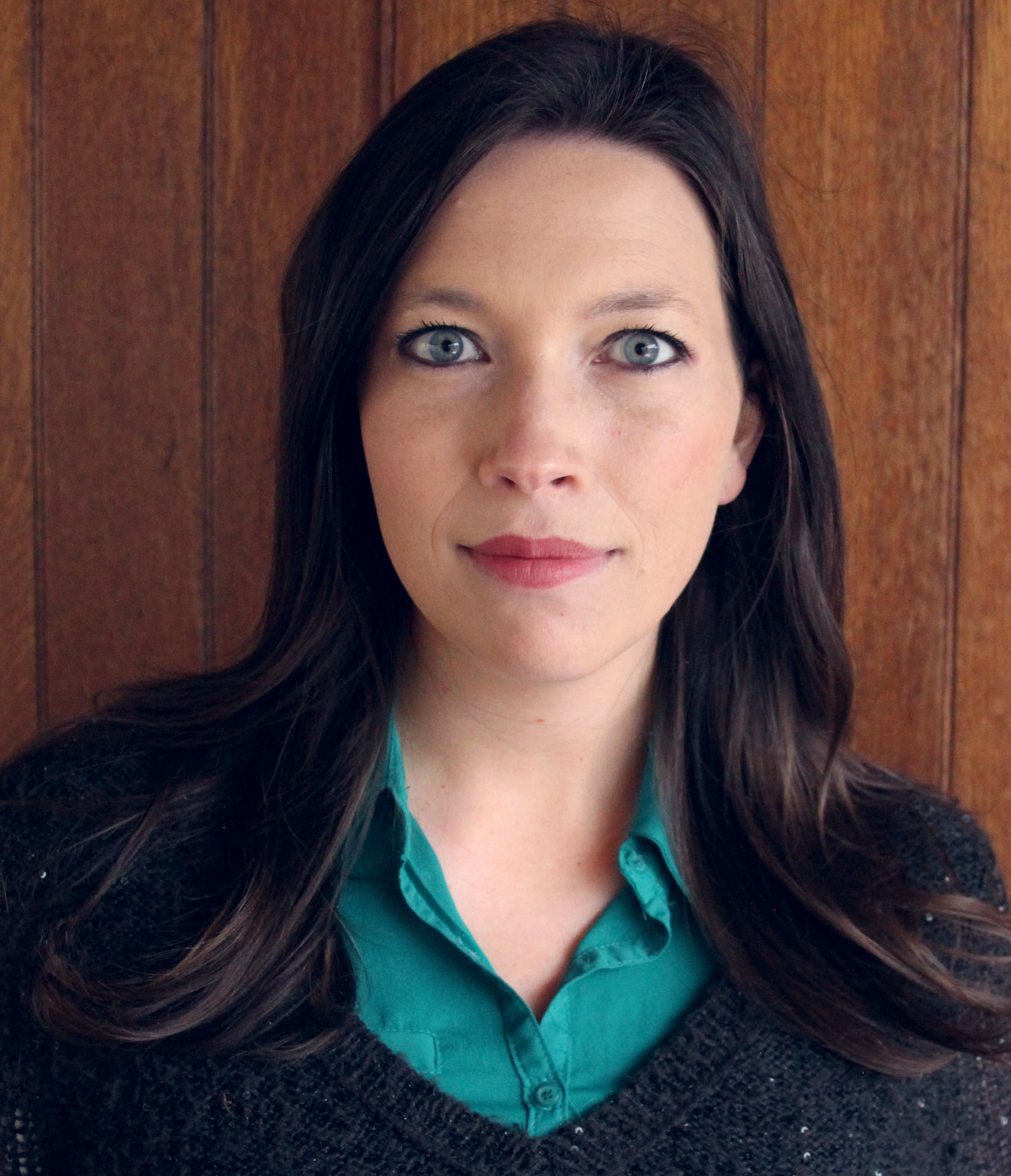 headshot of author Amy Green