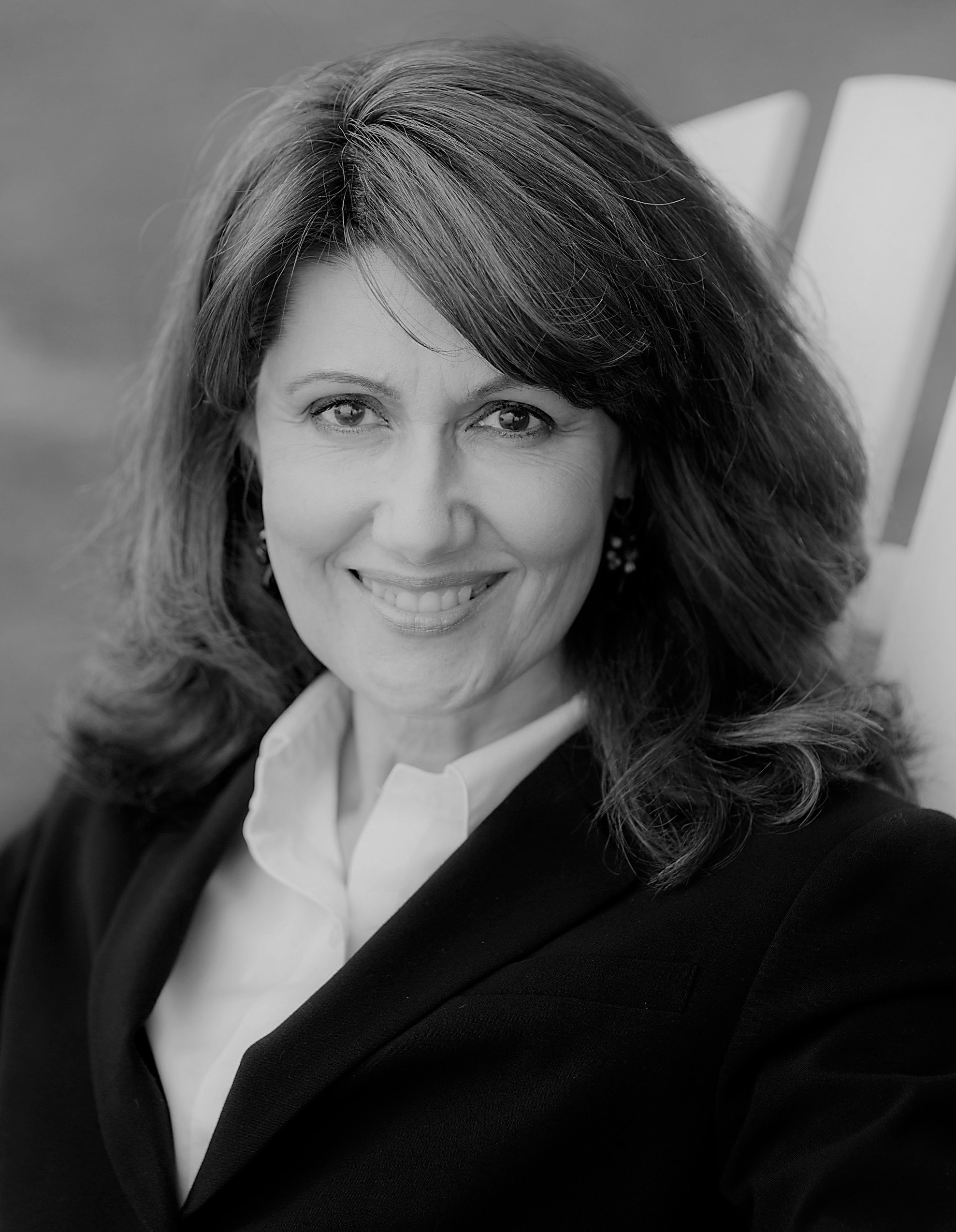 headshot of author Diane LeGere