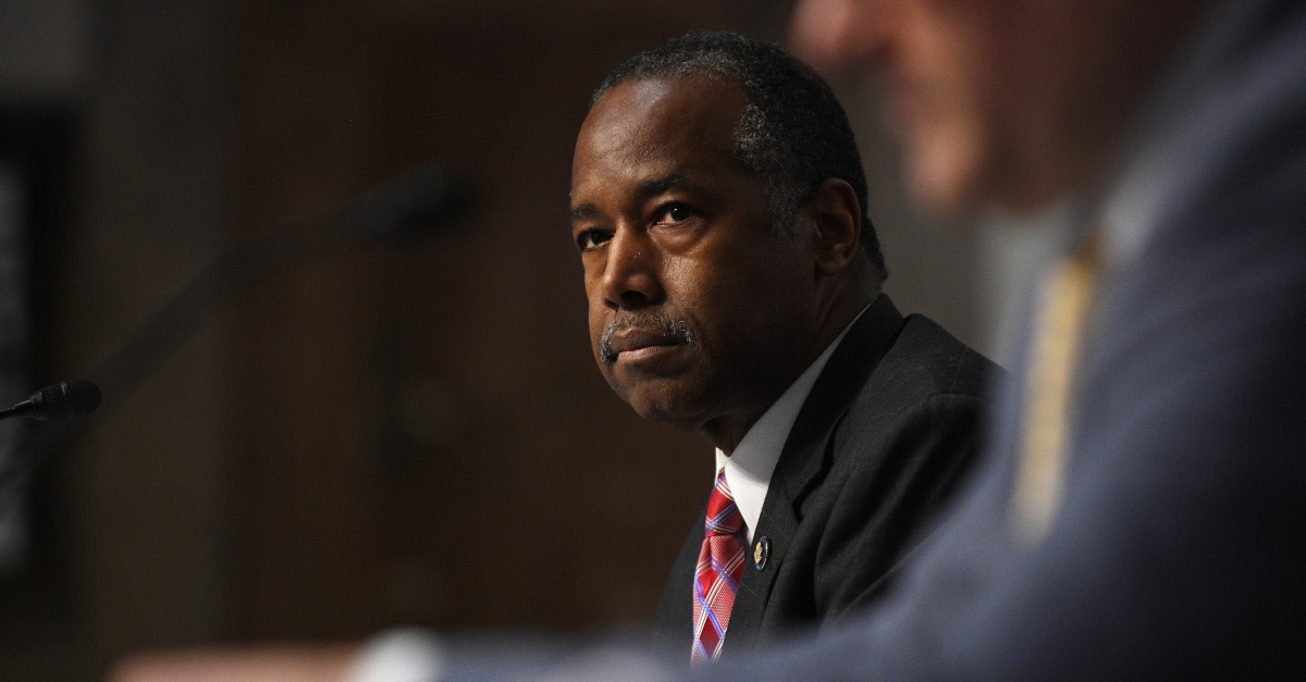 Ben Carson: America Needs to 'Grow up' and Stop 'Being Offended by Everything'