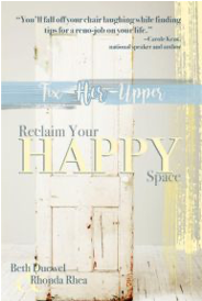 Reclaim Your Space arise bookcover
