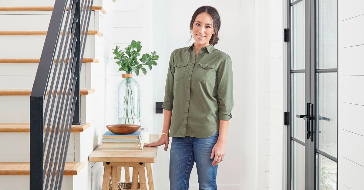 20 Inspirational Quotes from Joanna Gaines about God and Family
