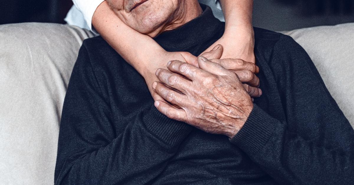 A Prayer for a Grandparent's Heart during Quarantine
