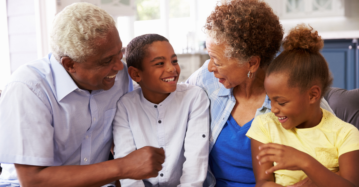 5 Ways to Make Time with Your Grandchildren More Meaningful