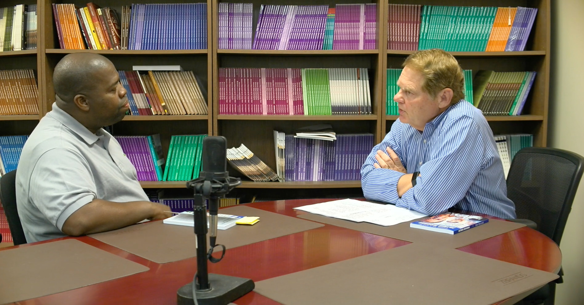 Maina and Dr. Reccord, Record opens up about the lasting effects of father wounds