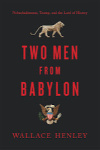 Two men from Babylon book cover