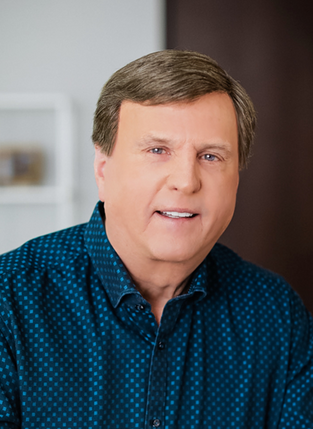 headshot of author and pastor Jimmy Evans