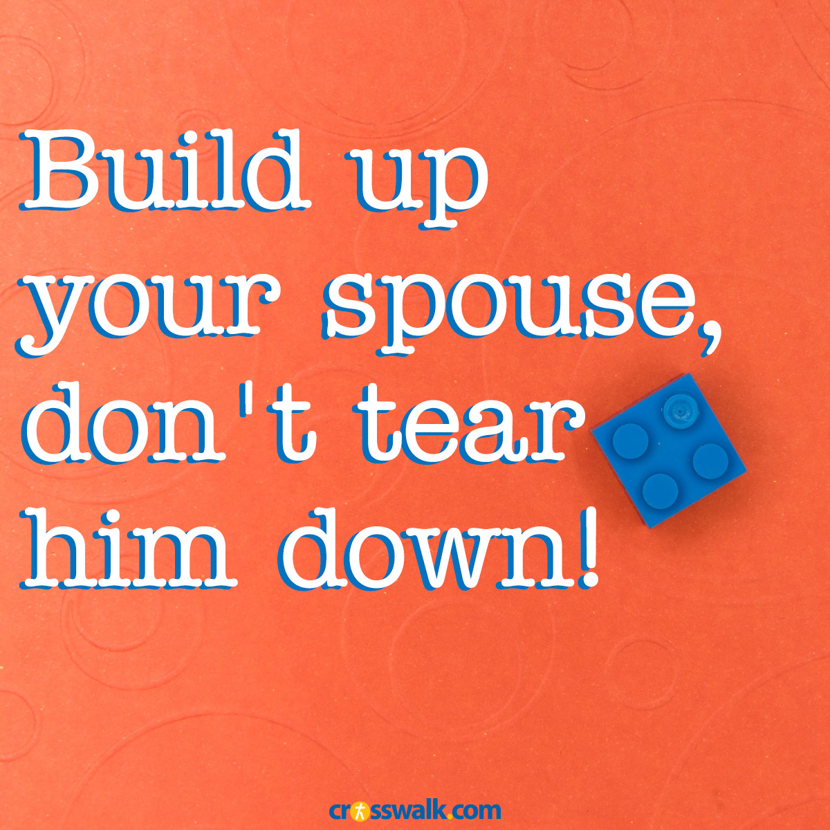 build up marriage