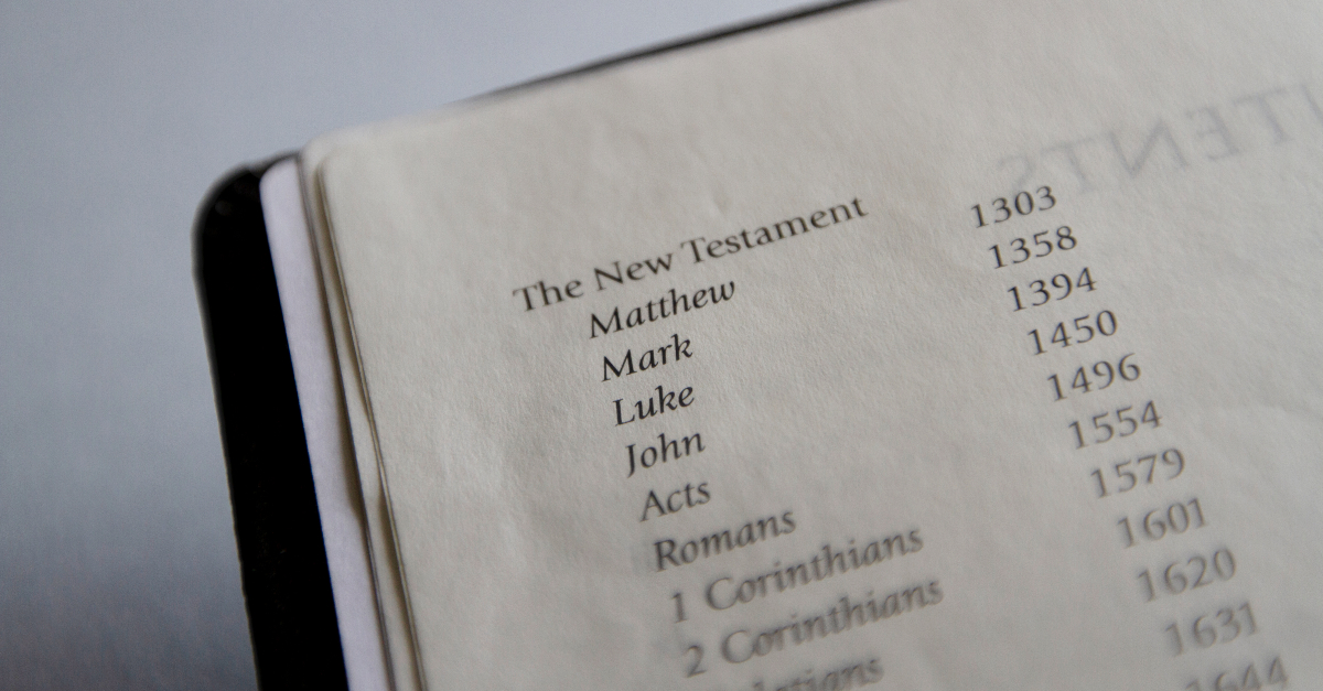 What about Sin in the New Testament?