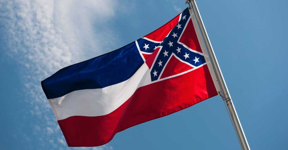 Mississippi state flag, Mississippi will change its flag