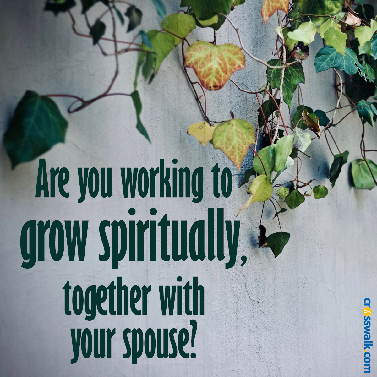grow spiritually with your spouse
