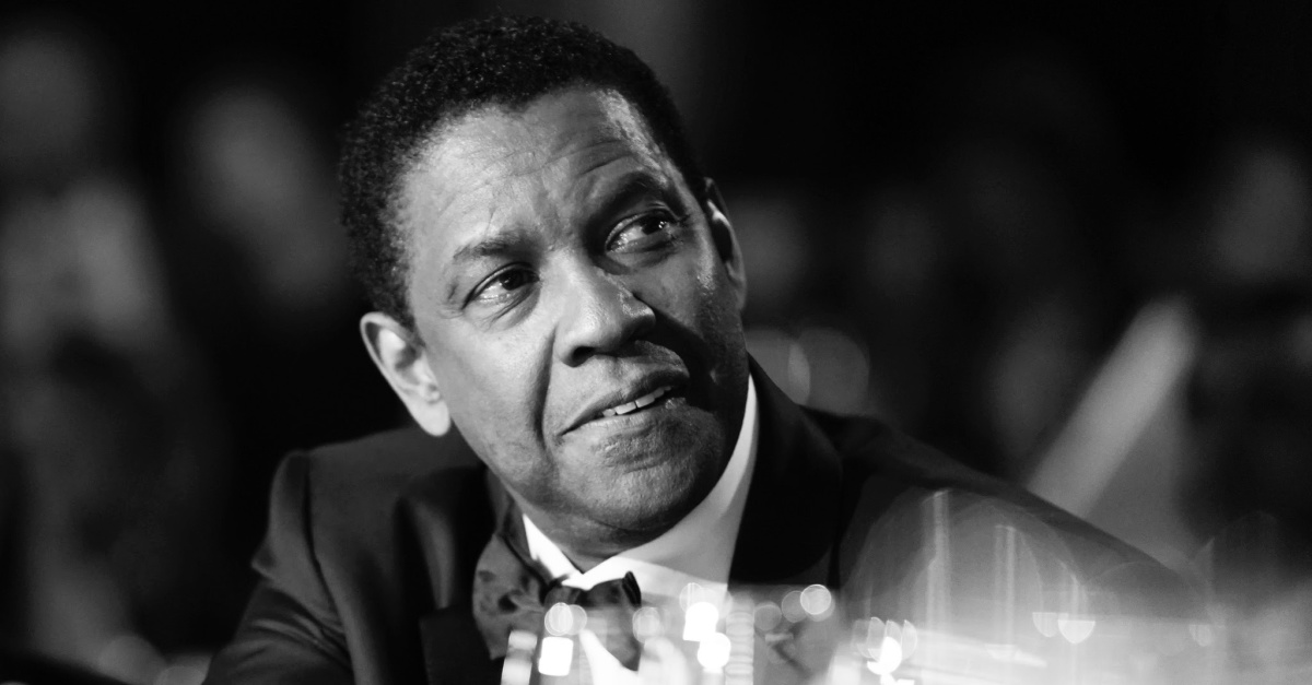 'I Was Filled With the Holy Ghost and it Scared Me': Denzel Washington Recounts Coming to Christ