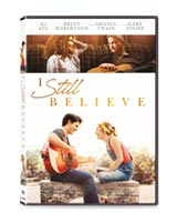 I Still Believe movie on DVD, product offer from Harvest