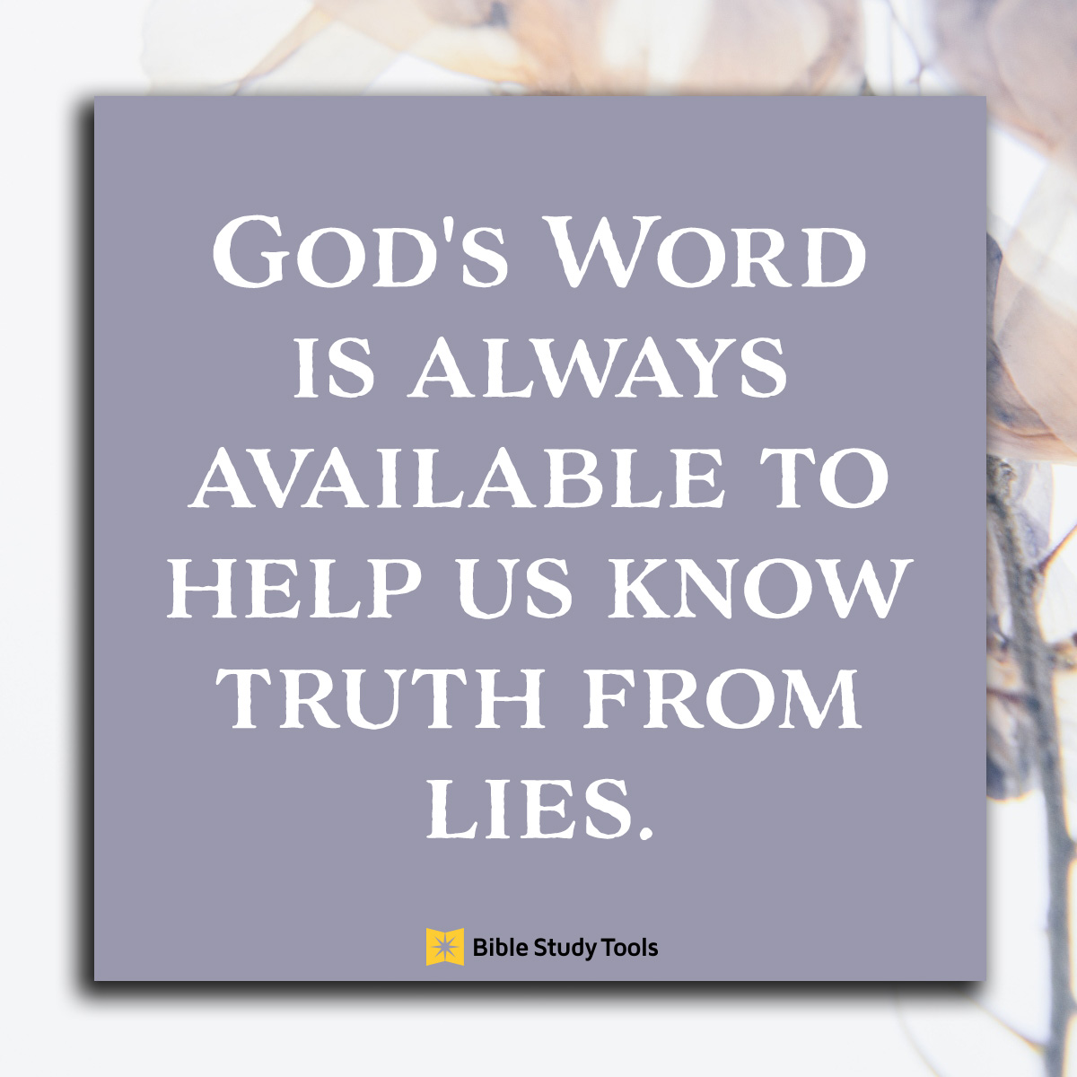 Truth from Lies