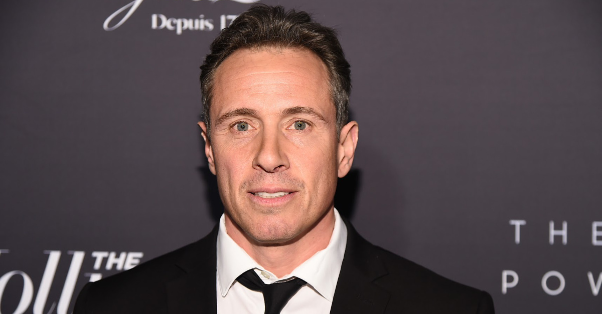 'You Don't Need Help from Above, It's within Us,' CNN Host Chris Cuomo Asserts