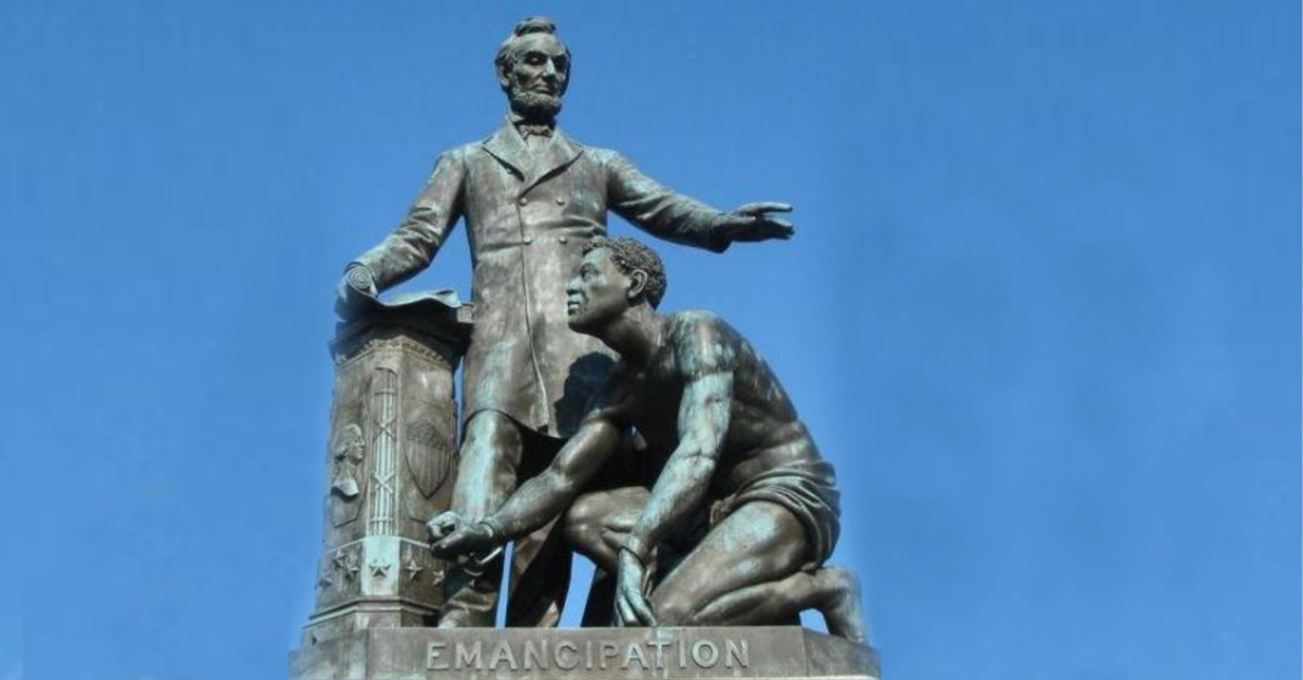 The Emancipation statue of Abe Lincoln, Freedmen's Memorial Monument replica to be removed from Boston