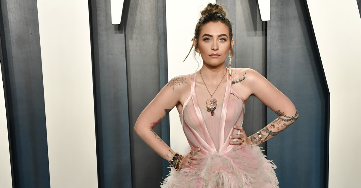 Movie Producer Denies Paris Jackson Is Depicting Jesus as a Lesbian Woman in Upcoming Film