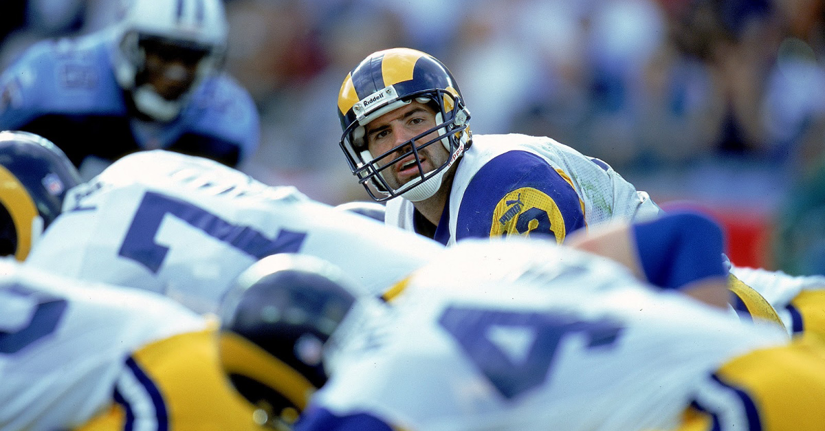 Kurt Warner, The Erwin brothers are set to direct a new movie about Kurt Warner's life