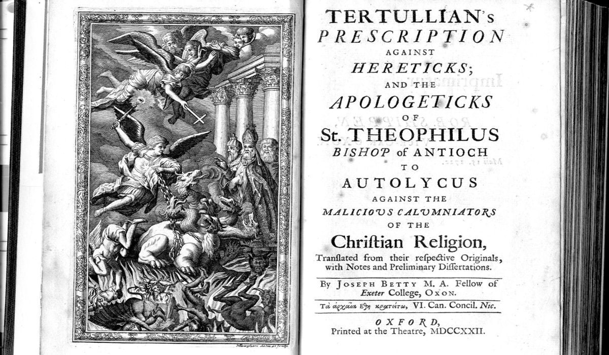 Who Was Tertullian? His Writings and Significance