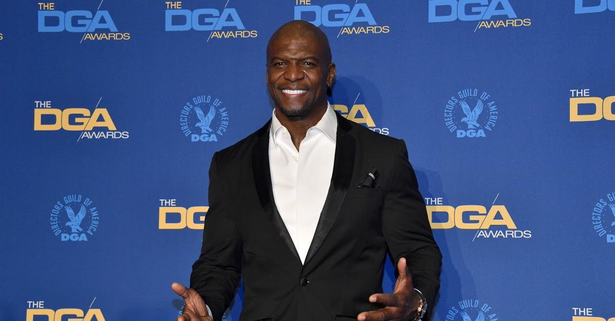 Terry Crews under Fire for Criticizing Black Lives Matter Movement