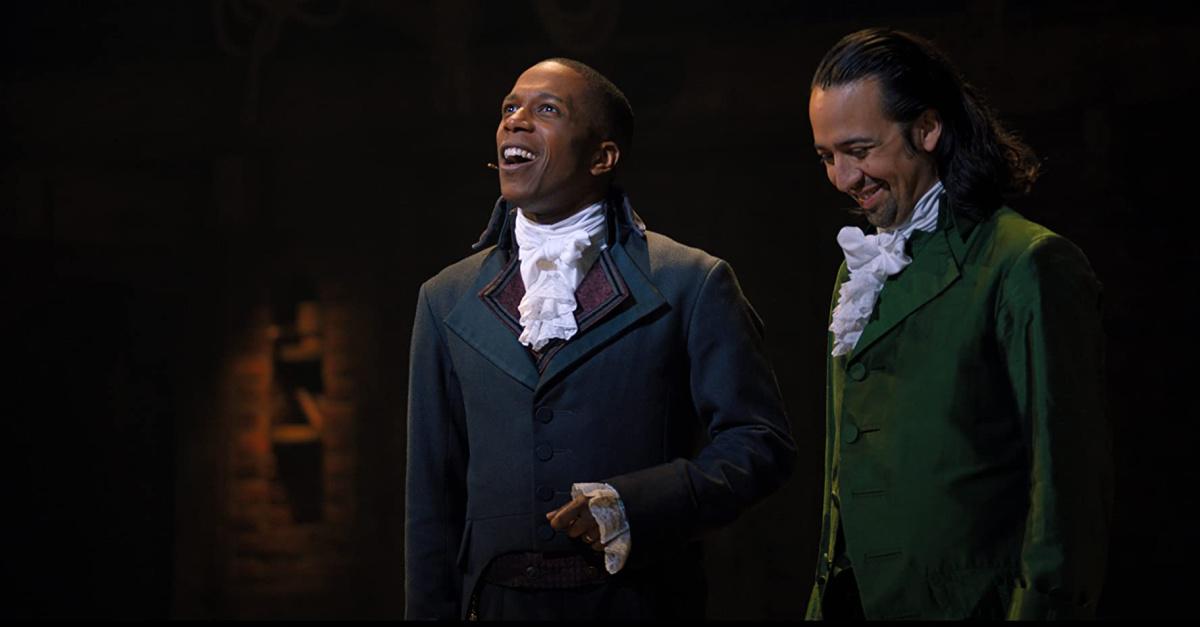 Aaron Burr and Alexander Hamilton, Things parents should know about 'Hamilton'