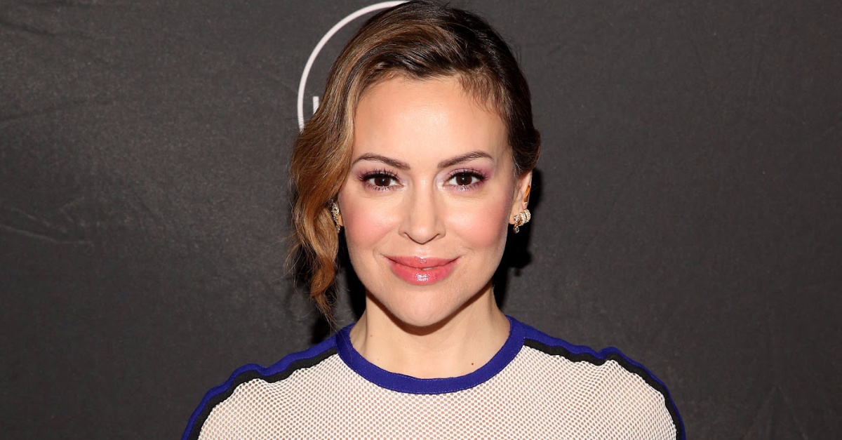 Alyssa Milano, Milano and panel of pastors talk about White conservative Evangelicals contribution to systemic racism