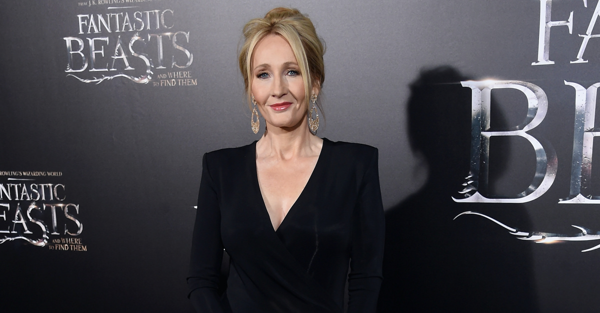 J.K. Rowling, High-profile progressive thinkers recently signed a letter denouncing cancel-culture