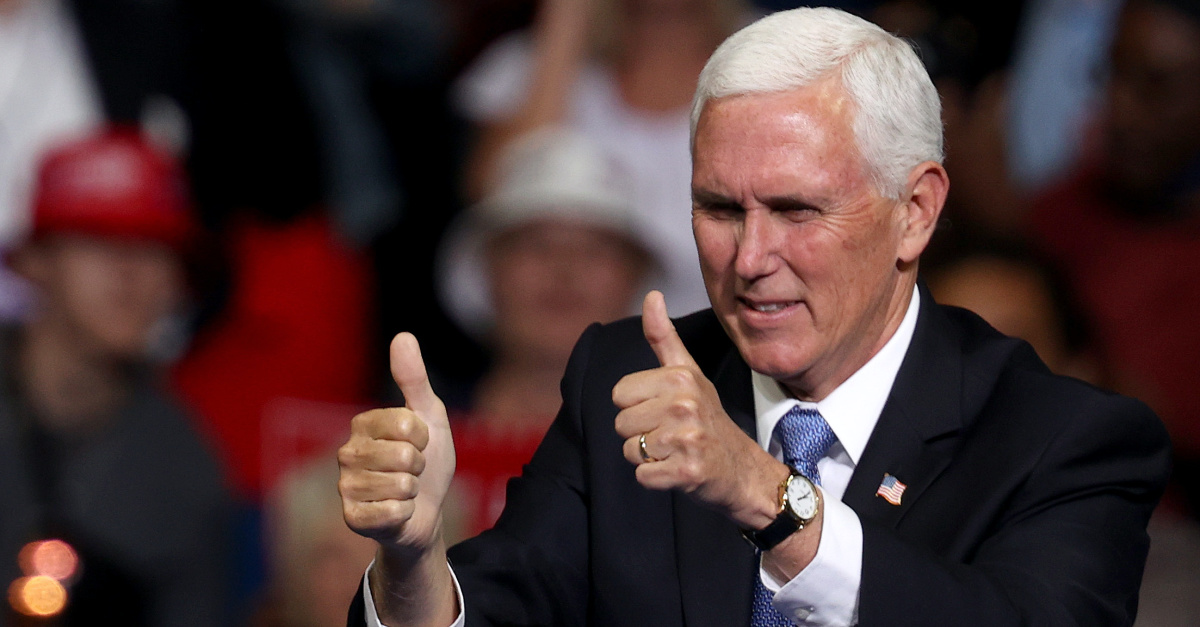 Pence Touts Supreme Court Wins: The 'Obama-Biden Assault on Religious Liberty Is Over'