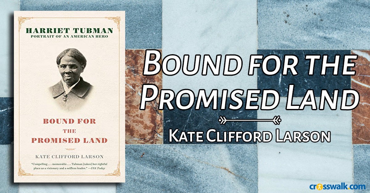 1. <em>Bound for the Promised Land</em><em>&nbsp;</em>by Kate Clifford Larson