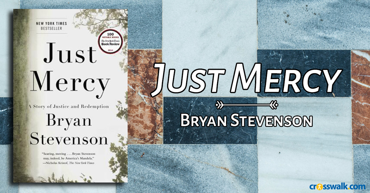 3.&nbsp;<em>Just Mercy</em> by Bryan Stevenson