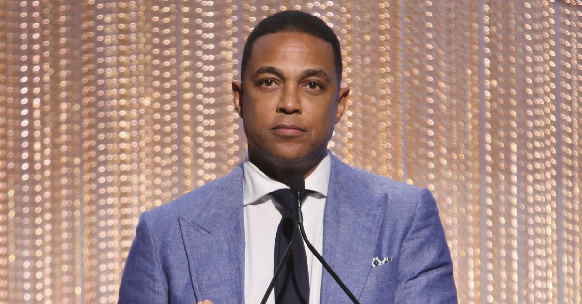 'Jesus Christ, Admittedly, Was Not Perfect,' Claims CNN Host Don Lemon