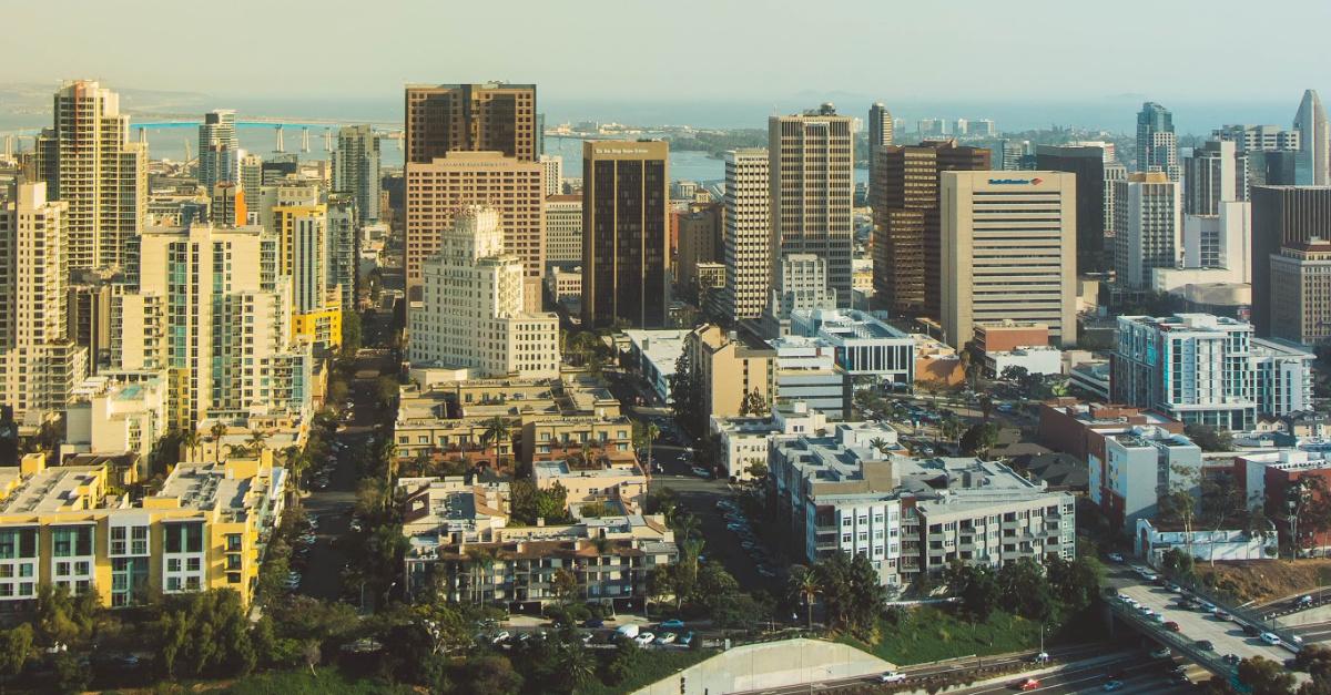 San Diego, California begins to shut down once again