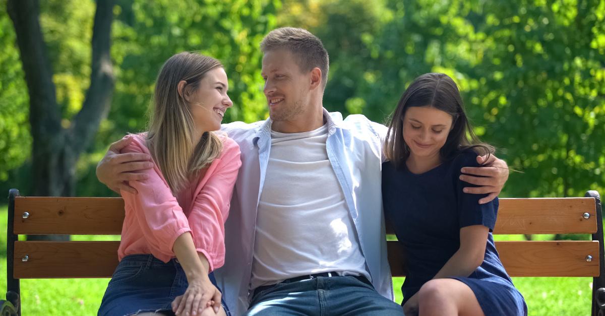 A throuple, legalizing polyamory