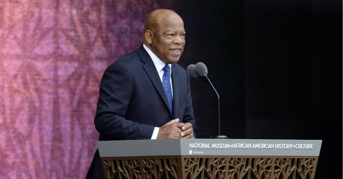 John Lewis, Lewis passes away from cancer at 80 years old