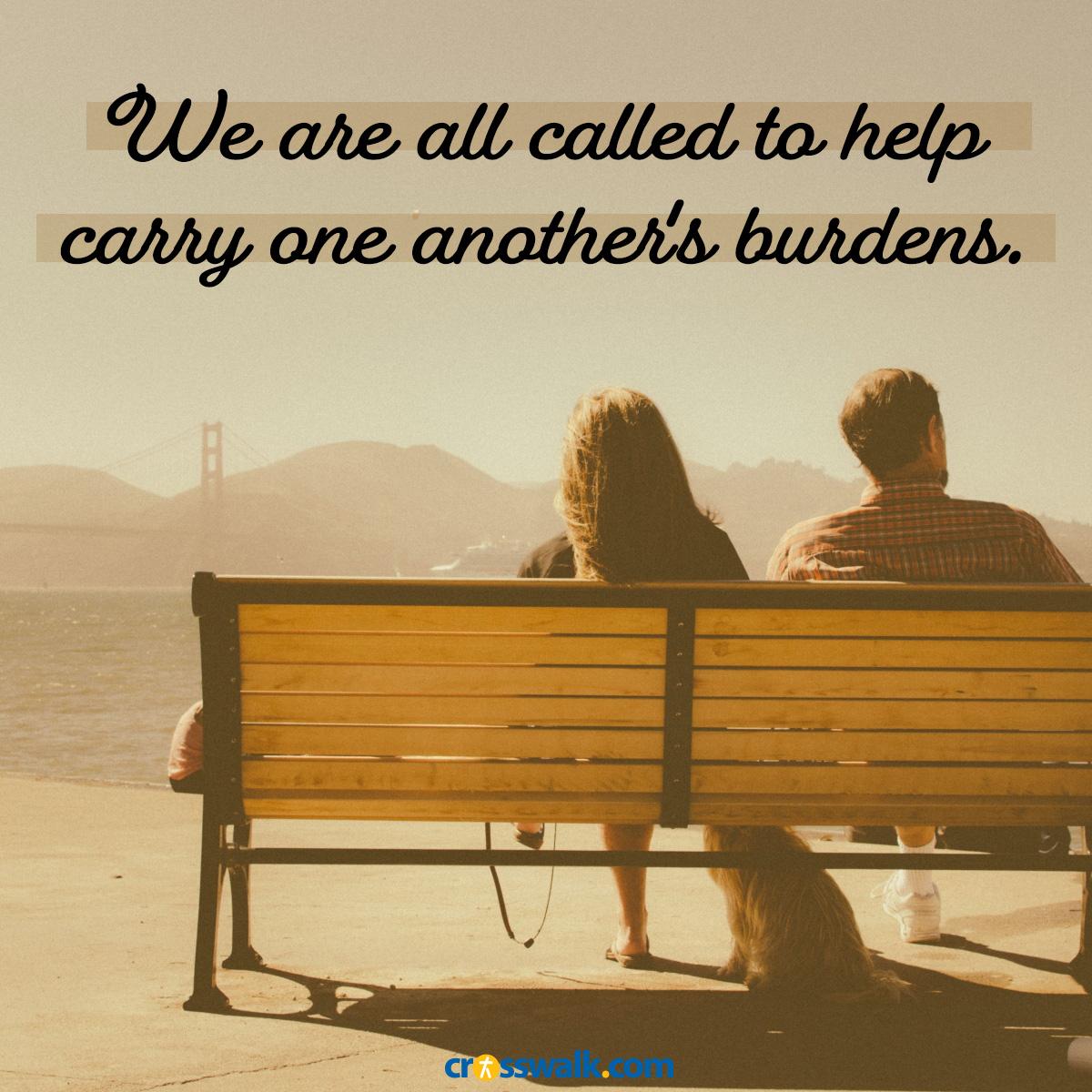 Carry burdens