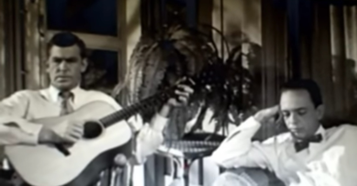 church in the wildwood-don-knotts-andy-griffith video