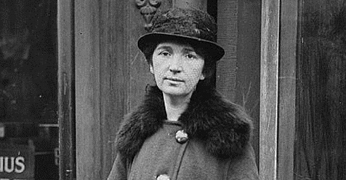 Margaret Sanger, Planned Parenthood of New York is removing Margaret Sanger's name from its facility