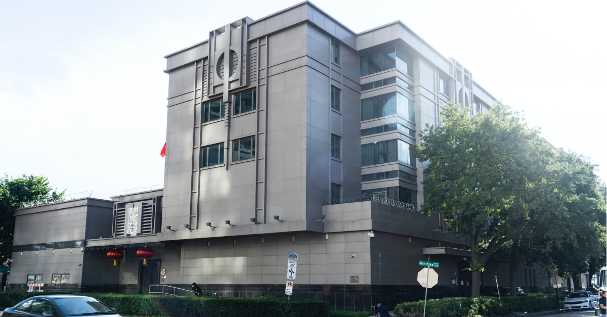 Chinese Consulate in Houston, Chinese consulate in Houston is closed