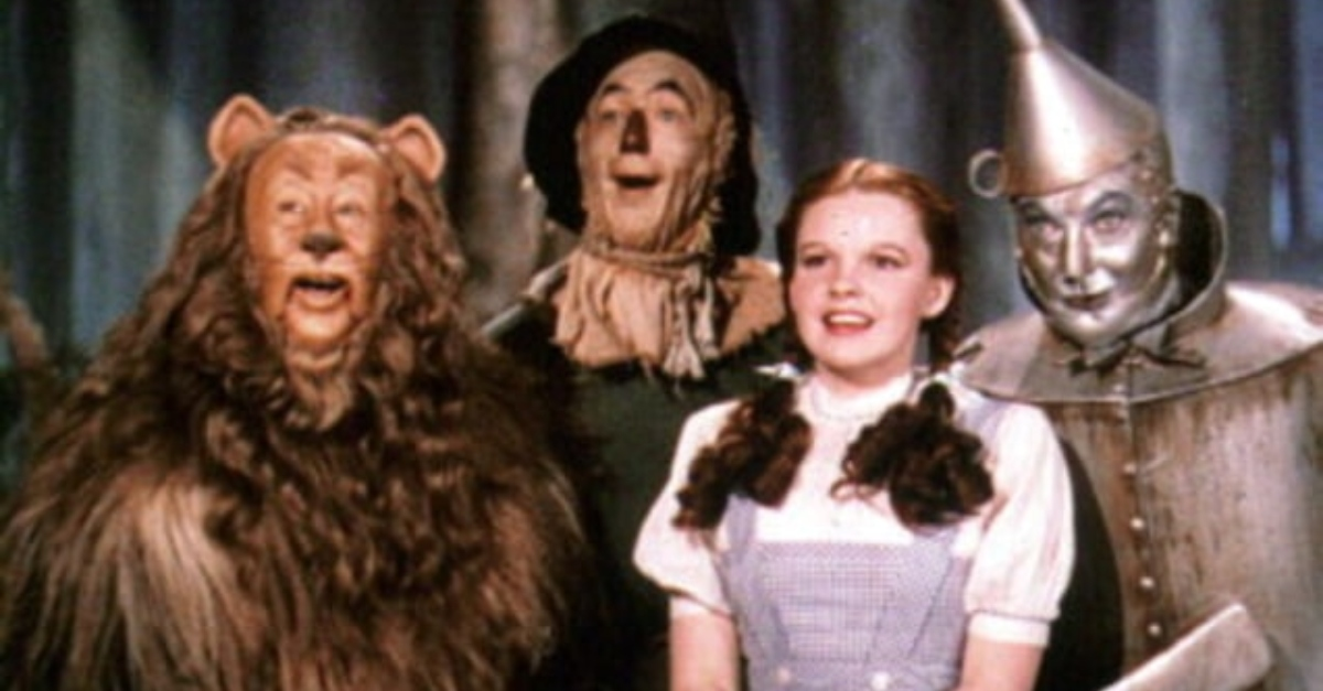 4.&nbsp;<strong>The Wizard of Oz</strong>