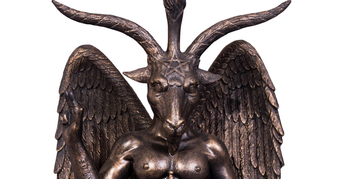 Woman Says the Death of Justice Ruth Bader Ginsburg Led Her to Join the Satanic Temple