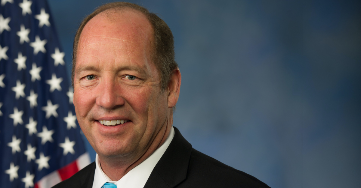 Representative Ted Yoho Asked to Resign from Board of Christian Non-Profit